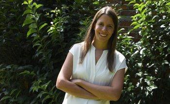 Tamara Schandy, socia de Exante