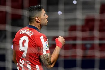 Luis Suárez vuelve al Camp Nou