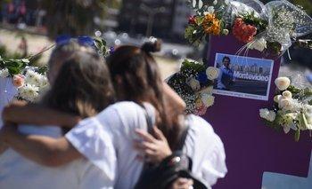 Amigos de Abt y militantes blancos lo recordaron este sábado en la rambla de Montevideo