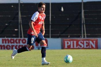 Gabriel Neves el pasado sábado en Jardines