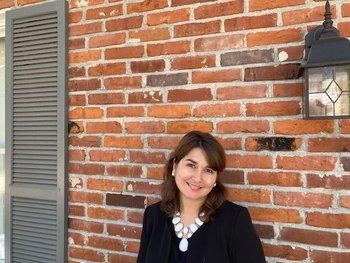 Rosina Estol, economista uruguaya que trabaja en la división agricultura de Bayer en EEUU