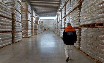 Conaprole, la mayor exportadora de lácteos del país.
