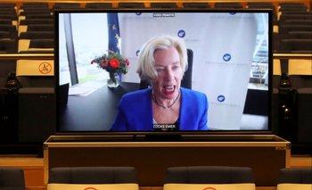 Emer Cooke, directora ejecutiva de la Agencia Europea de Medicamentos