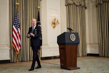 El mandatario estadounidense, Joe Biden, apela a tener noticias sobre el origen del virus en un plazo de 90 días