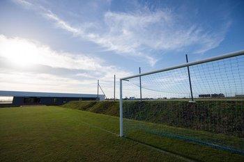 Las instalaciones de la Montevideo City Football Academy