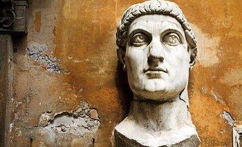 Busto del emperador Constantino el Grande