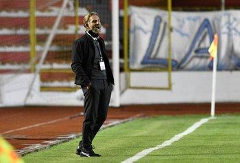 Daniel Carreño, entrenador de Wanderers