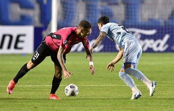 Renzo López, el mejor de Wanderers