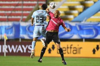 Damián Macaluso se hace sentir en el juego dividido
