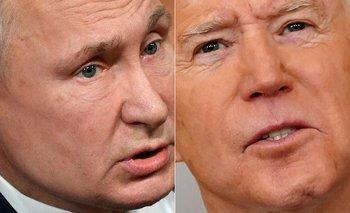 Putin y Biden se reunirán el 16 de junio
