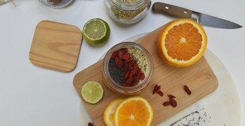 Las bayas de goyi como parte de una alimentación saludable