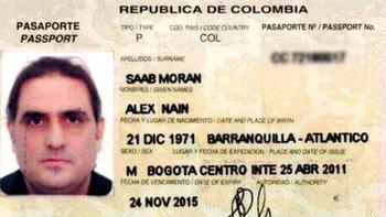 Alex Saab, empresario colombiano detenido de  Cabo Verde