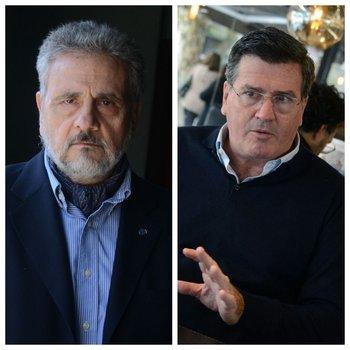 José Luis Palma y Pedro Bordaberry