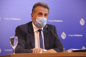 """Ya no hay cupos disponibles para vacunarse en Montevideo debido """"a la gran demanda"""""""