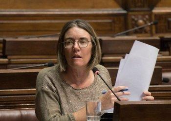 Nibia Reisch, diputada de Ciudadanos por el departamento de Colonia