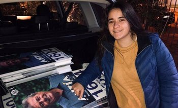 Matilde Antía, nueva alcaldesa del Municipio CH