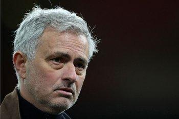 José Mourinho desahuciado