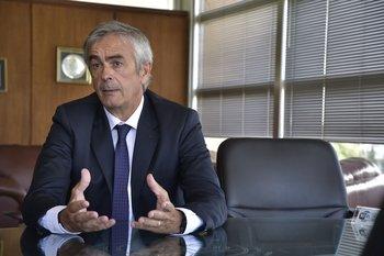 Alfredo Antía asumió a fines de 2020 como nuevo presidente de la Cámara de Industrias.