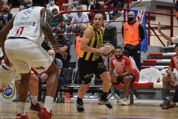 Nicolás Mazzarino, apenas 3 puntos