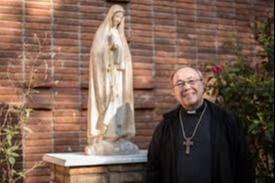 Heriberto Bodeant es el actual titular de la Diócesis de Melo