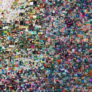 """""""Everydays: the First 5.000 Days"""", un collage de 5.000 imágenes digitales del artista estadounidense Beeple"""
