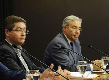 Robert Silva y Leonardo Cipriani dos figuras de fuerte impronta política