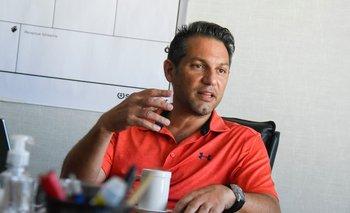 El exencargado de la logística de la vacunación, Raúl Bianchi, reconoció algunos errores en el proceso