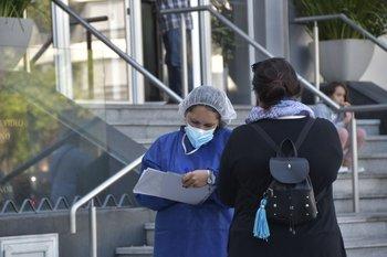 El estudio fue realizado a un total de 581 pacientes