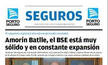 El presidente del BSE dijo que el banco está en constante expansión