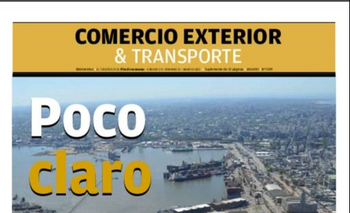 Hay incertidumbre respecto al dragado en el puerto de Montevideo
