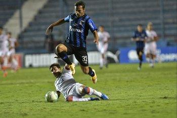 Gonzalo Bueno supera a Neves en velocidad