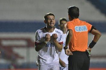 Renzo Orihuela, baja en la defensa tricolor.