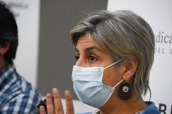 Zaida Arteta, presidenta del SMU