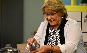 Después de treinta años en televisión Ana Durán no pierde las ganas de compartir sus secretos