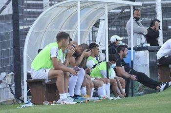 El gol de Pereyra impactó al banco de Danubio