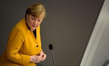 Angel Merkel, canciller alemana