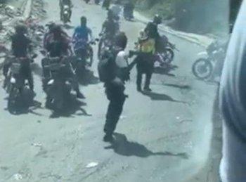 Un grupo armado de hinchas de Haití interceptó el ómnibus de su rival, Belice, antes del partido por las Eliminatorias de Concacaf por el Mundial de Catar 2022