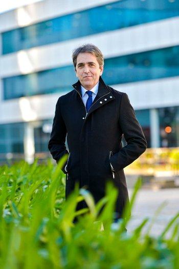 Presidente de CEDU, Guillermo Varela