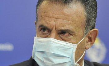 Salinas celebró que este lunes Uruguay alcanzó al 50% de su población vacunada con las dos dosis anticovid