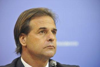 El presidente se refirió a la situación de los CTI y a las muertes por covid-19
