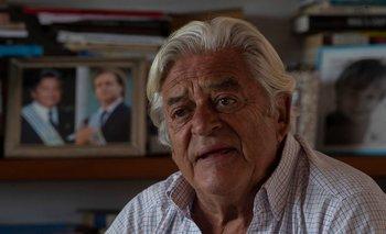 """Lacalle Herrera dijo que su gobierno fue """"revolucionario"""" y """"popular"""""""