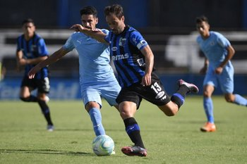 Hernán Figueredo, fútbol total