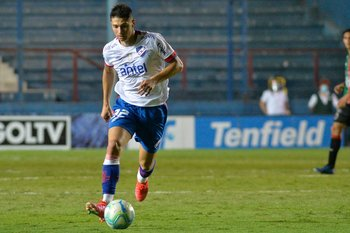 Emiliano Martínez debutó el año  pasado en Primera