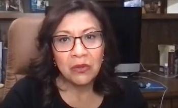 Norma Torres, congresista de EEUU nacida en Guatemala