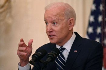 Se cumplen 100 días desde que Biden asumió la presidencia en Estados Unidos