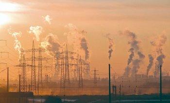 La contaminación puede afectar al cerebro humano