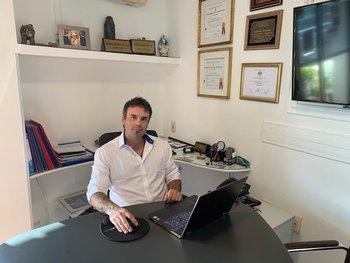Federico Silveira trabaja en el asesoramiento de inversiones desde hace más de 20 años