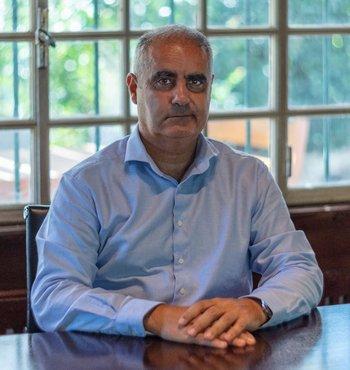 Nelson Ledesma, presidente de la Sociedad de Productores Forestales