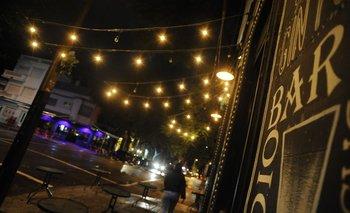 En Montevideo los bares cierran a las 02:00