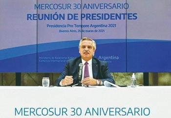Alberto Fernandez está dispuesto a ceder en algunos puntos para lograr el acuerdo